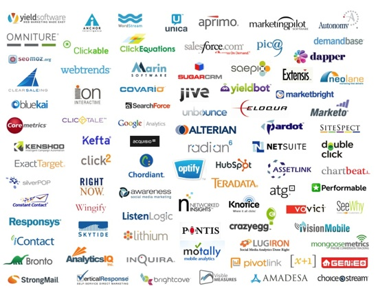 To say that there are a lot of marketing technology companies out