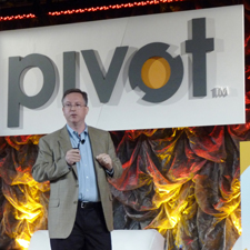 Speaking at Pivot